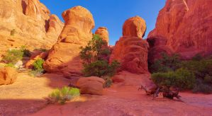 The Fiery Furnace by coulombic