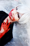 Kaneki Ken - Quenching ones thirst by KorumeruPhotography