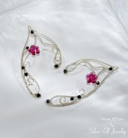 Arwen Elf Ears by Lyriel-MoonShadow