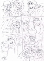 .:[COMICTHING] WAVING AT PEOPLE:. by Maniactheleader