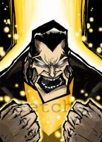 black adam by mjfletcher