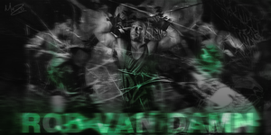 ROB VAN DAMN V2 by KINGMEZOARTS