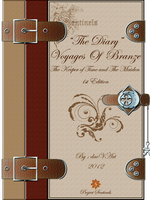 The Voyages Of Branze -Cover Book- by daeVArt