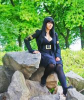 Nico Robin-Strong World Mafia by wilfi03