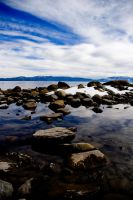 Lake Tahoe Rocks by RyanRadical