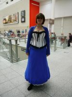 BioShock Infinite Elizabeth 01 MCM May '13 by KaniKaniza