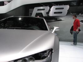 Audi R8 V12 TDI -2 by Big-D-pictures