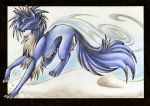.:Gift:. WolfWraith by Shadow-of-Destiny