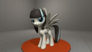 Grey Downpour 3D model - SFM(download link added) by Lacrirosa