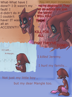 Fnaf silly comic - Foxys Pride part 26 by Maria-Ben
