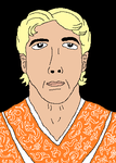 July 5th -  Ric Flair by Rayleighev