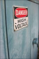 Danger High Voltage by YaaraVanesse