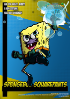 Nicktoons - Spongebob Squarepants (Alt. Costume) by NewEraOutlaw