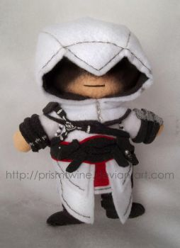 Commish: Altair from Assassins Creed by prismtwine