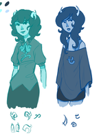 Fantroll doodles by disconsolance