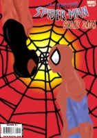 Spider-Man and Scarlet Spider by killerSODAcan
