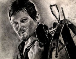 The Walking Dead: Daryl by ChiaraScuro