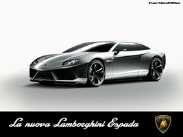 Lamborghini Espada 2011 by Car-Mad-Mike
