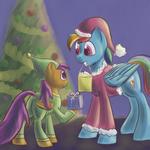 Secret Santa-Dash by Popprocks