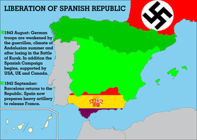 liberation of Spanish Republic by dlink97