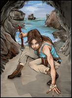 Tomb Raider by MagnoliaX