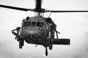 Pave Hawk by MrGlory