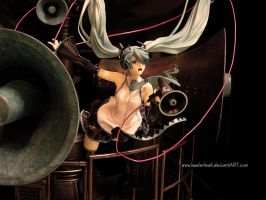 Hatsune Miku Love is War DX by keelerleah