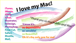I love my Mac. by Cory5412
