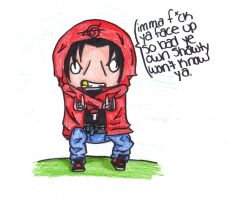 Itachi Is a Gangster. by HeavenlyWitchx