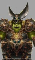 Orc Warchief 20100210 by cyl1981