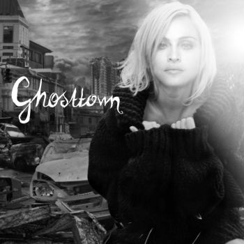 Madonna - Ghosttown single cover by Ludingirra