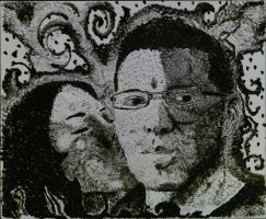 Self and Wife by NateDtail