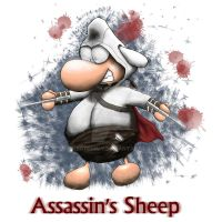 assassin sheep by Neotommy