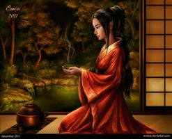Tea Ceremony by Esmira