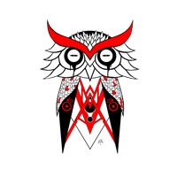 The Owl by Mr-Roth