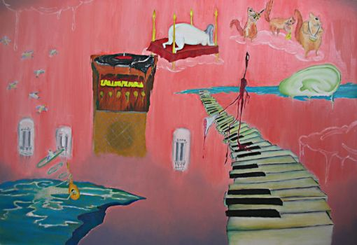 piano island by pat-pending