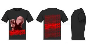 Madness T-Shirt by vmlng