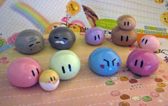 Clannad Dango Family by egyptianruin