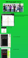 MMD Model Height tutorial by Green-Fighter