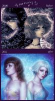 Soulmates Before and After by e-soulu
