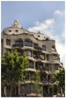 Casa Mila by DysfunctionalKid