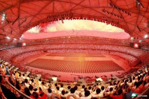2008 Olympic Games in Beijing by heise