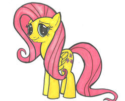 MLP:FIM: Fluttershy by fORCEMATION