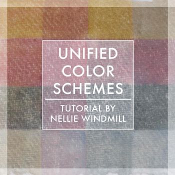 How to Create Unified Color Schemes by NellieWindmill