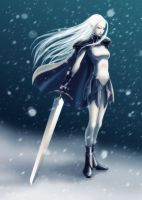 Claymore: Ilena by 1ns0lence