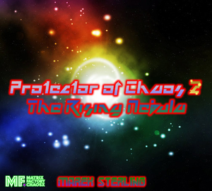 Protector of Chaos 2: The Rising Nebula artwork by MarekSterling