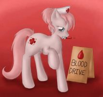Urgent Need in Ponyville by SpectralPony