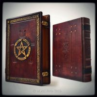 The Great Grimoire... by alexlibris999