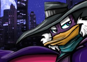 Darkwing duck by Amely14128