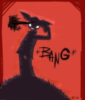 Bang by CrappyZombie